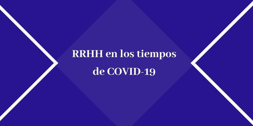 RRHH y COVID